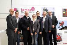Vorstand des Fachbereichs Feuerwehr und Rettungsdienst der komba gewerkschaft nrw