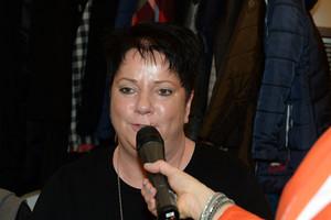 Brigitte Alaerds-Zolke, 2. stellvertretende Personalratsvorsitzende StädteRegion Aachen, komba Ortsverband Städteregion Aachen (Foto: © Friedhelm Windmüller, dbb)