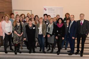 Vertreterinnen und Vertreter der komba (Foto: © Friedhelm Windmüller, dbb)