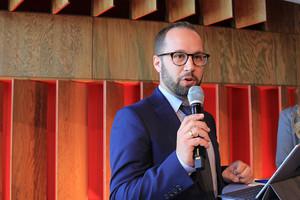 Ralf Bockshecker, stellvertretender Amtsleiter des Personal- und Organisationsamtes der Stadt Bonn