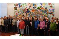 Die Teilnehmerinnen und Teilnehmer der Tagung in Düsseldorf (Foto: @ komba gewerkschaft nrw)